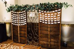 Fruit Drying Doors w/Iron Decor