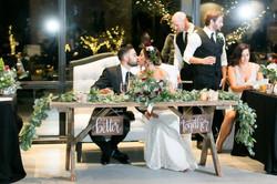 Hudson White Banquette