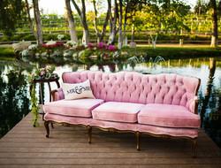 Valentina Tufted Sofa