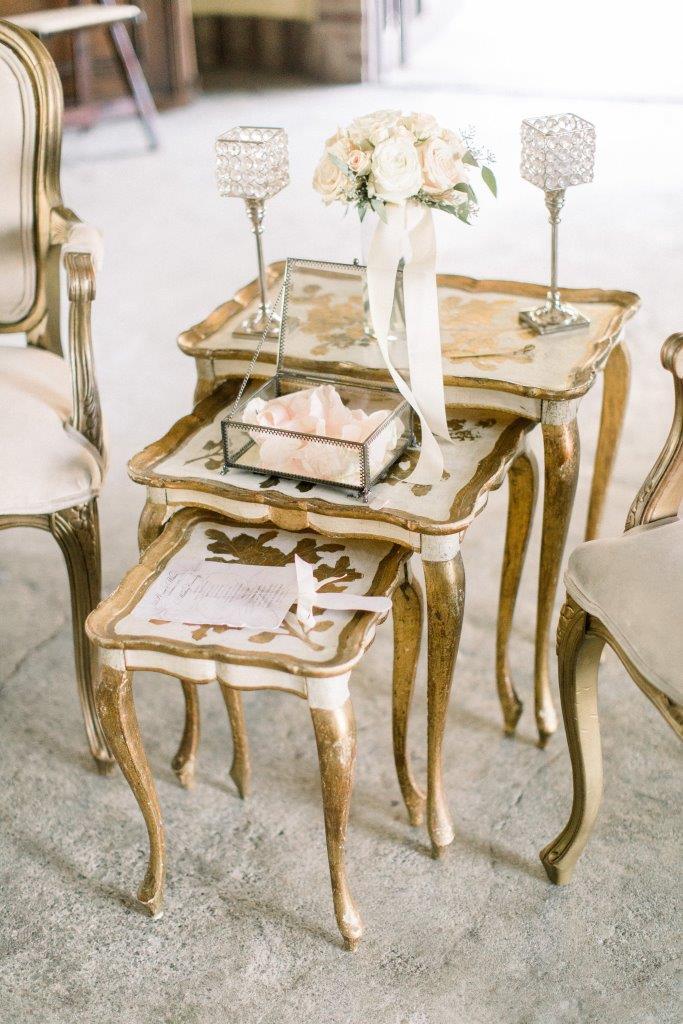 Verona Italian Nesting Side Tables