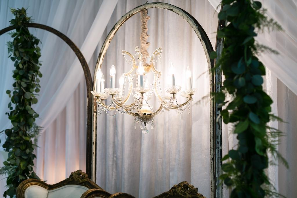 Arielle Crystal Chandelier