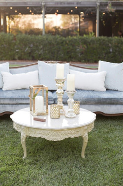Tuscan Marble Coffee Table