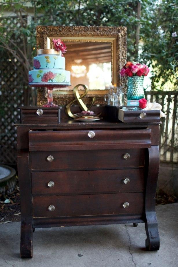 Clark Brown Dresser