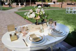 Virginia Oval Table
