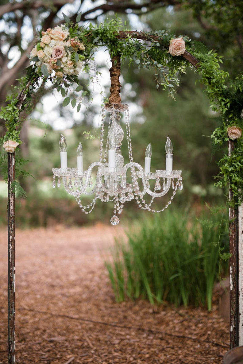 Audrey Crystal Chandelier