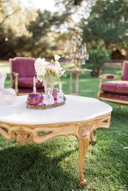 Milan Round Marble Coffee Table