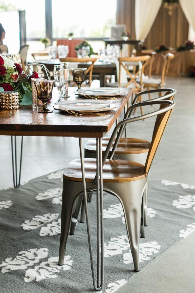 Frisco Industrial Chairs
