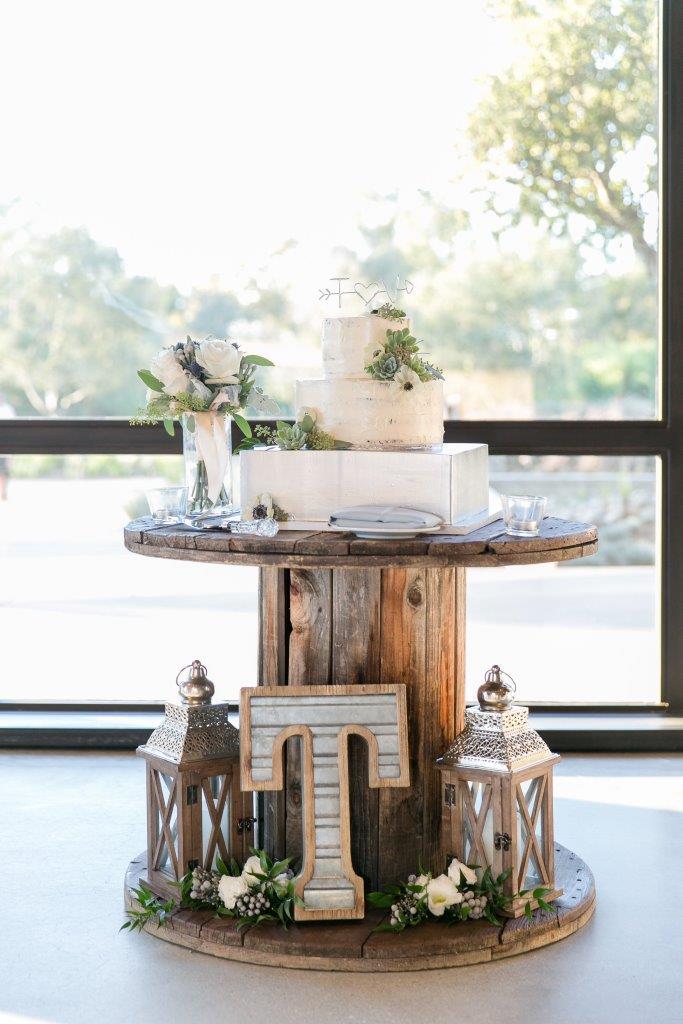 Ventura Spool Table