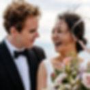 Camas Designs bridal bouquet lavender we
