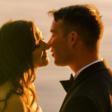 Camas Designs A touch of blue wedding -
