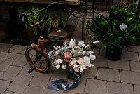Camas Designs bridal bouquet - Kestrel B