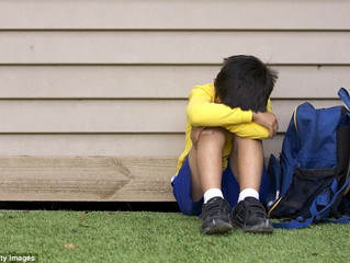 Is your child being bullied? How can you tell? Check out this article