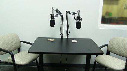 Radio Garage - Studio