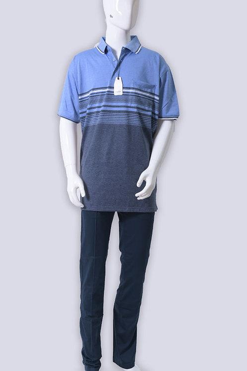 חולצה  קיצית גבר חצי שרוול