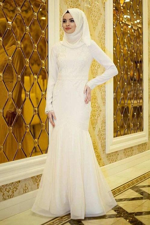 שמלה טורקית אלגנטית