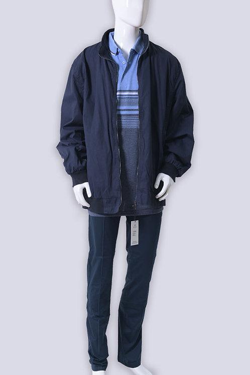 מעיל מיוחד גבר עם כיס מבפנים מידות גדולות