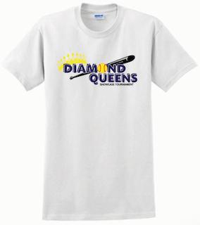 DQ White Tournament Shirt