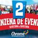 Fotos da 2ª Quinzena de Eventos nos Distribuidores pelo Brasil
