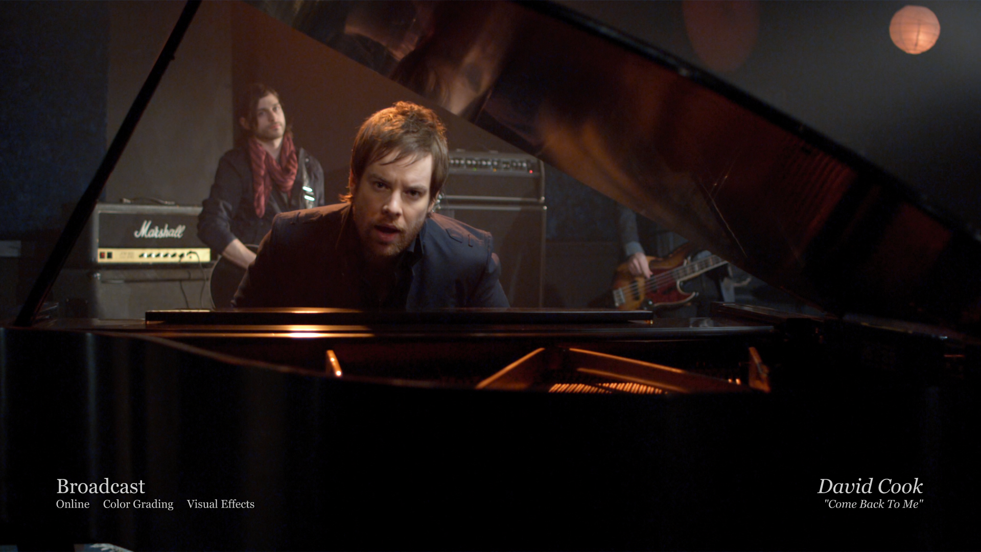 David Cook - Music Video