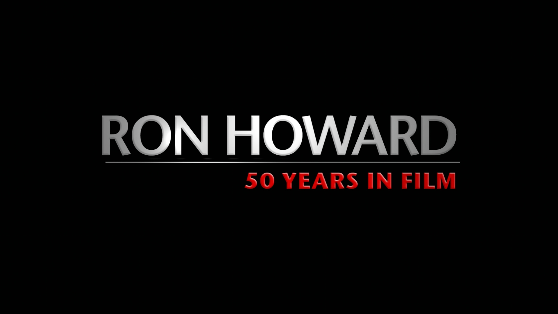 Ron Howard - 50 Years in Film