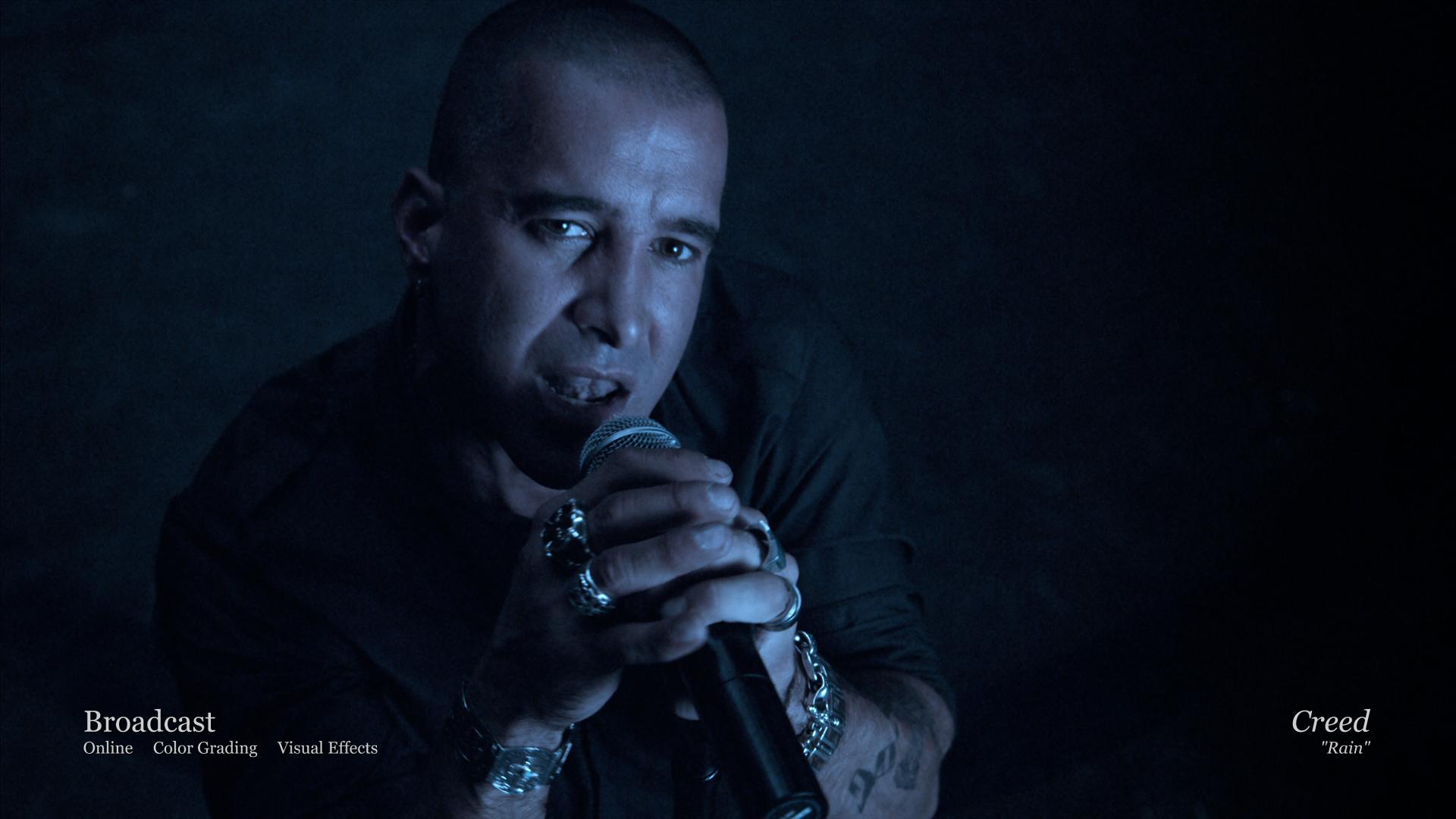 Creed - Music Video