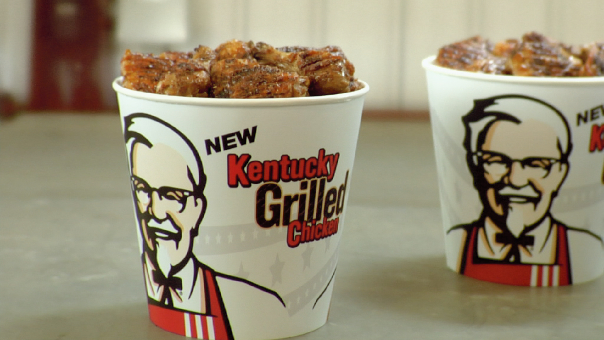 Kentucky Fried Chicken