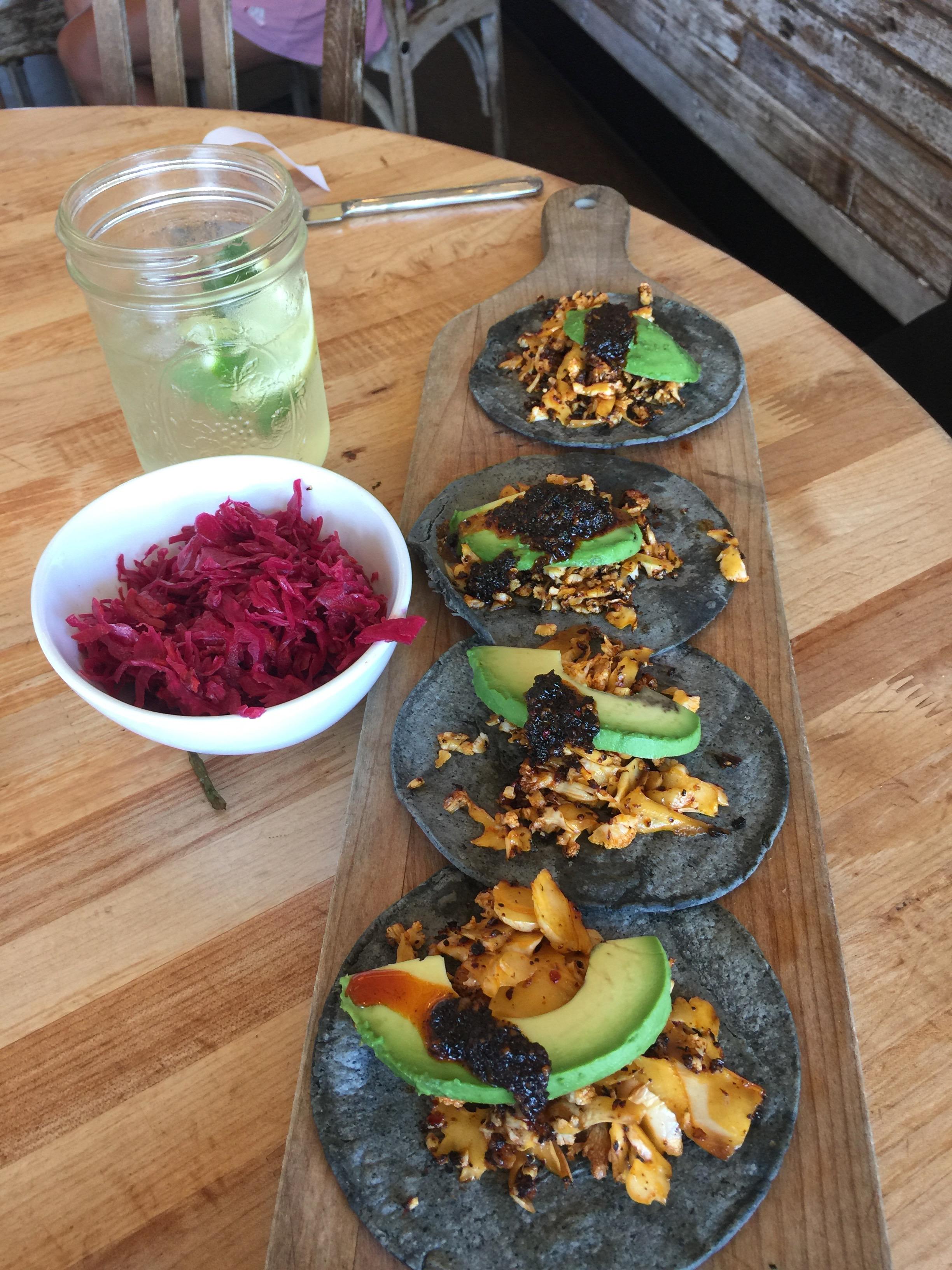 Fresh Thymes - Dragon Tacos