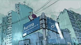 Aurora, a rua que queria ser rio