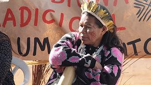 Ava Kuña, Aty Kuña; mulher indígena, mulher política