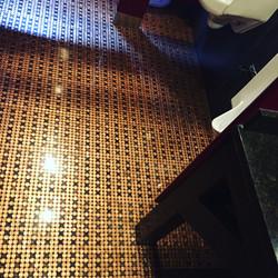 stopblock style penny tile