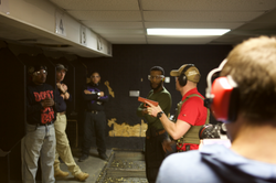 Shooting Pistols