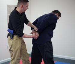 Handcuffing 5