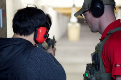 Rifle Shooting Training