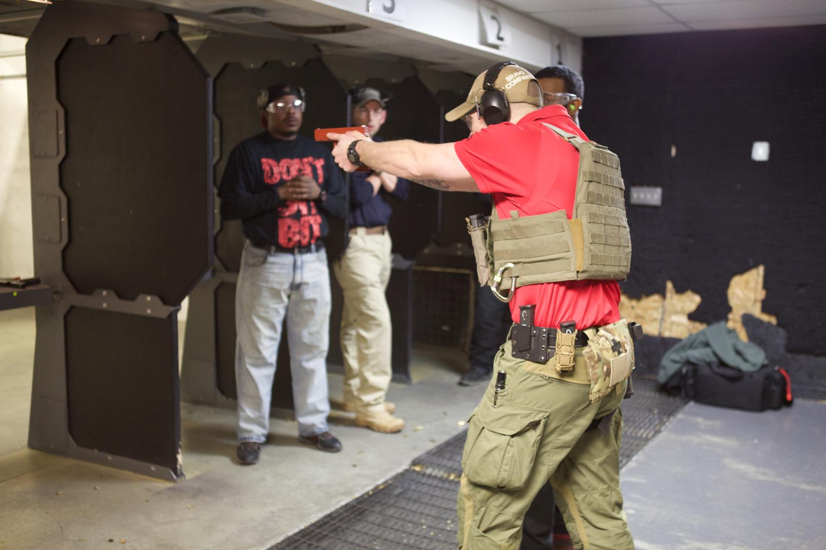 Handgun Instructor