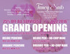 Fancy Nails Grand Opening 8.22.16