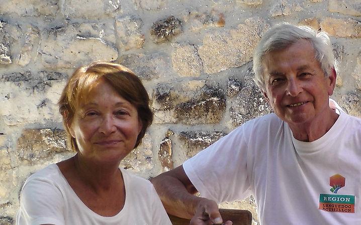 Christian et Jean-François
