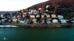Heidelberg Neuenheim Winter