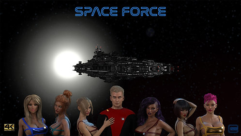 SPACE FORCE! Ep. 01 Welcome Aboard