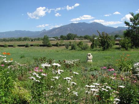Los Jardineros Garden Club– Taos, NM