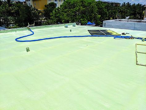 Flat Roof Spray Foam Install.jpg