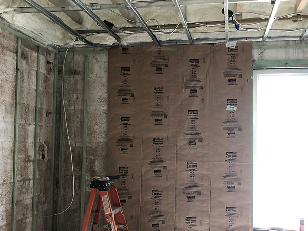 Wall Insulation commercial building West Palm Beach