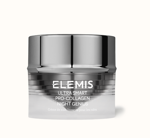 ULTRA SMART Pro-Collagen Night Genius 50ml pure indulgence day spa Oxford
