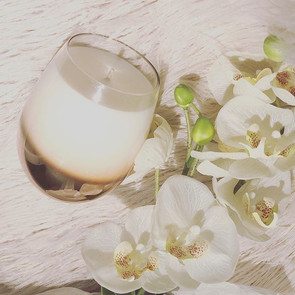 Ombré Lux soy candles. Beautiful and elegant to compliment any interior design or style for your home, office or holiday house.jpg