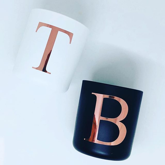I AM IN LOVE! Our monogram soy candles are to die for! Great for any decor theme, gifts or proposal hampers._.jpg