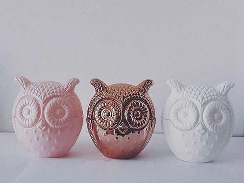 HOOT CANDLE