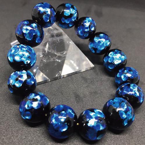 ホタルガラス(琉球ガラス) 15mm
