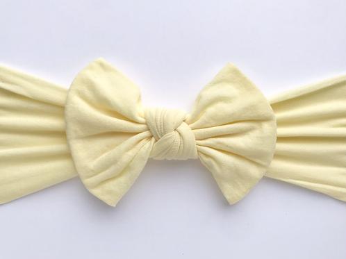 Cream Knot