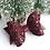 Thumbnail: Burgundy Sparkle Bow