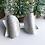 Thumbnail: Silver Sparkle Bow