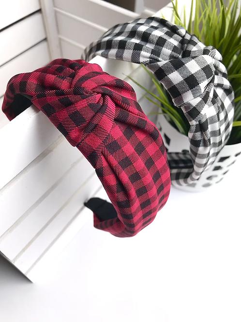 Retro Knot Hairband